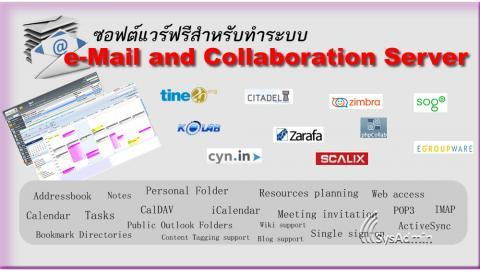 eMail & Collaboration Server